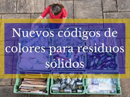 CONOZCA LA NUEVA DIVISIÓN DE RESIDUOS SÓLIDOS.