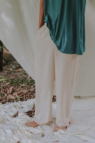 NATURAL• calça unissex