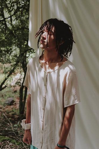 NATURAL • camisa unissex