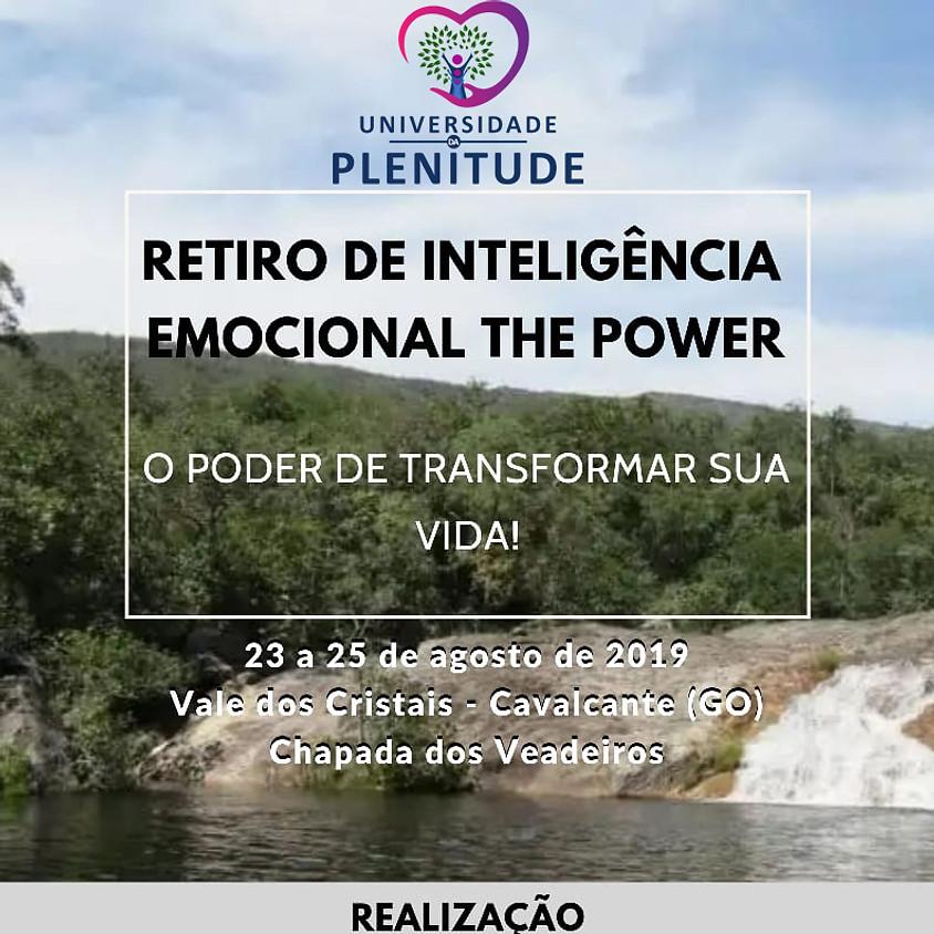 Retiro de Inteligência Emocional The Power - O poder de transformar a sua vida!