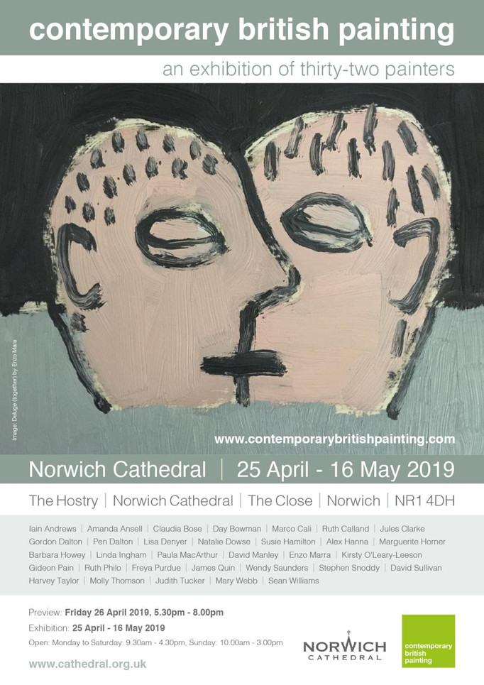 Here's something coming up in Norwich in a few weeks time if you happen to be in an East Anglian