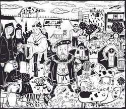 barking abbey panel 4 [digital image