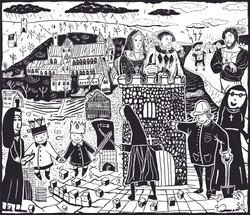barking abbey panel 3 [digital image