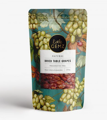 Cotton Candy Dried Table Grapes (250g)