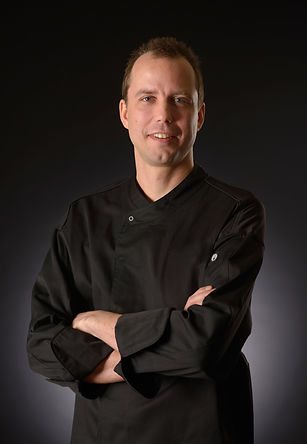 Chef Photo in the Right (Michael  Emmene