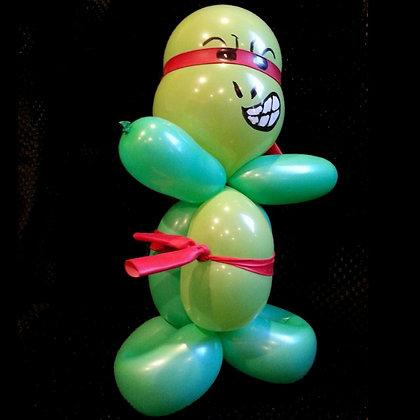 Ninja Turtle Raphael Mini-Dude