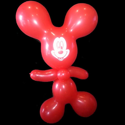 Mickey Mouse Red Huggable