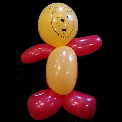 Pooh Bear Mini-Dude