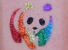 Awesome Glitter and Airbrush Temporary Tattoos