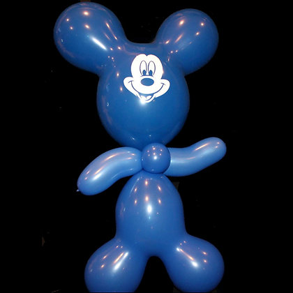 Mickey Mouse Blue Huggable