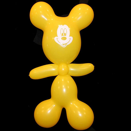 Mickey Mouse Yellow Huggable