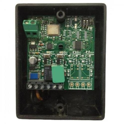 Радиоприемник 2-канальный внешний универсальный XR 868 МГц память на 250 пультов