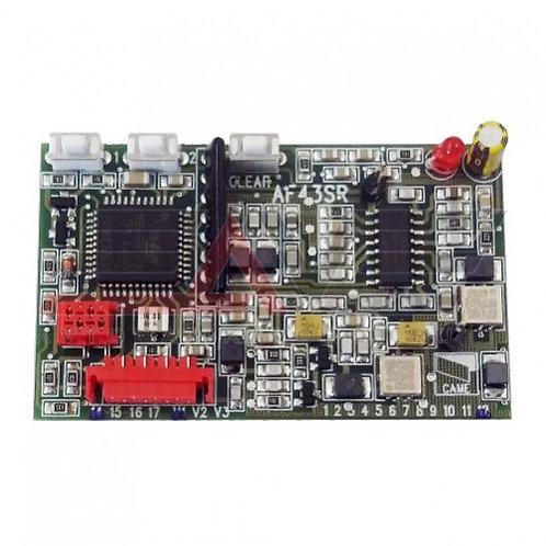 Радиоприёмник встраиваемый с динамическим кодом для 001AT02, 001AT04