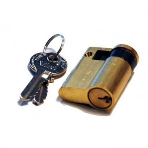 Цилиндр ЕВРО с персональным ключом, комбинации с 1 по 36