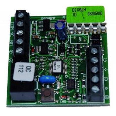 Радиодекодер 1-канальный, память на 1000 пультов с кодировкой SLH