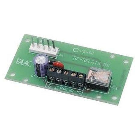 Модуль релейный для проводного подключения 1 встраиваемого радиоприемника