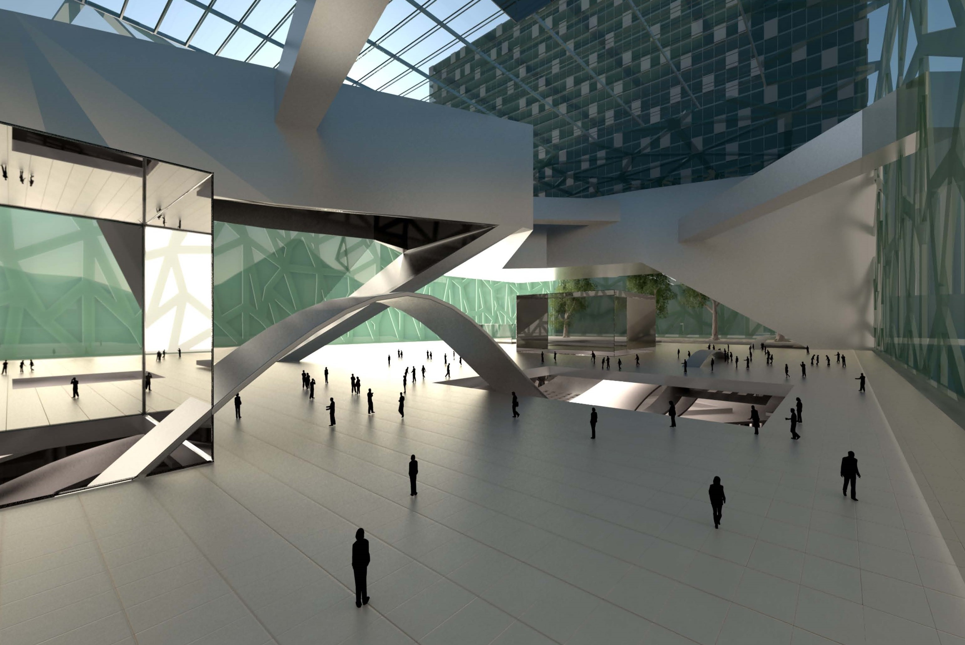 Cape Town Station 2030