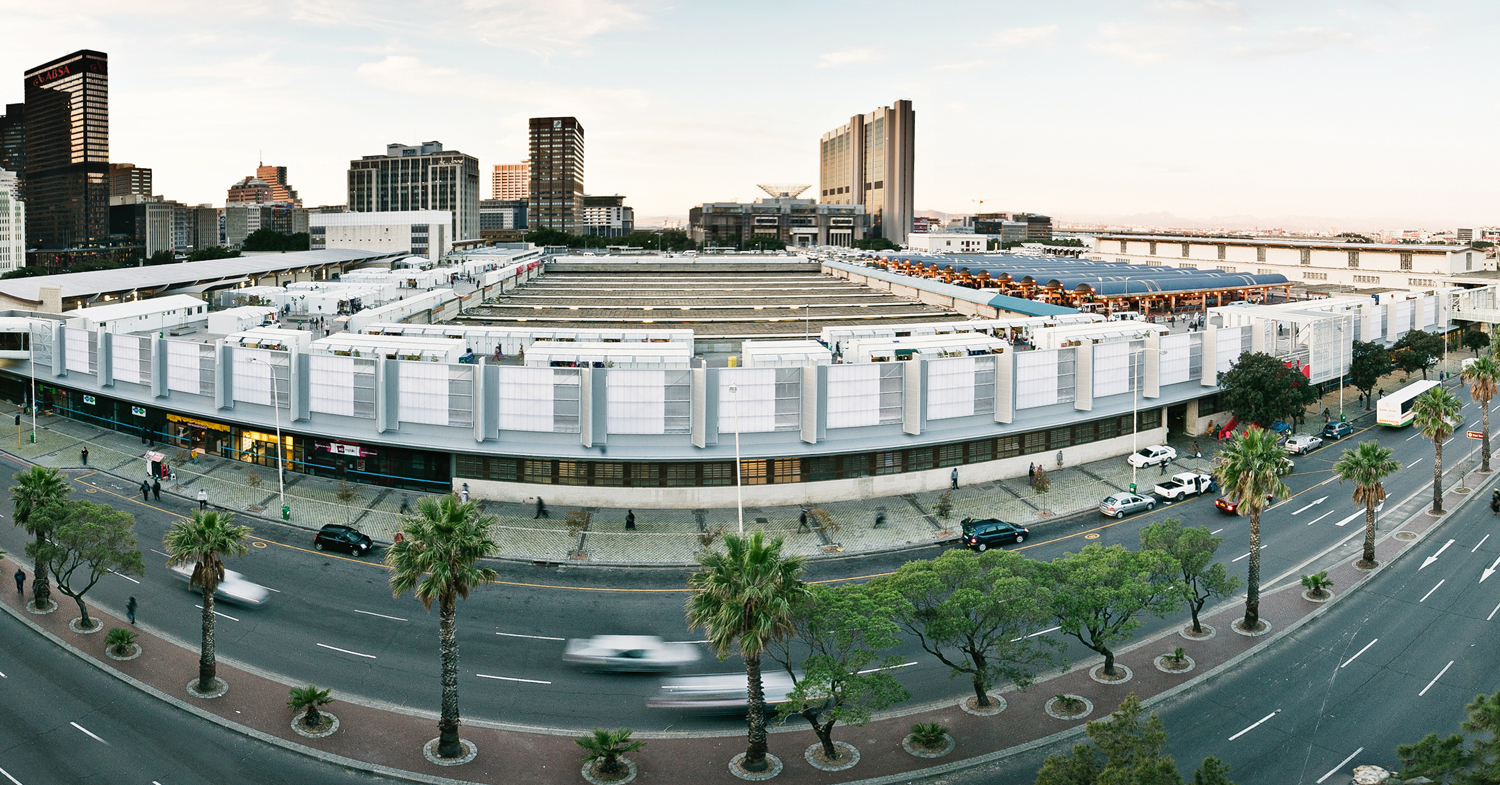 CAPE TOWN STATION: STRAND STREET WRAP