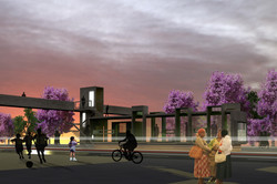 Tshwane BRT Bus Shelter