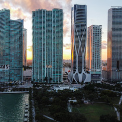 Downtown Miami Encounter
