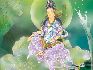 Guan Yin Speaks, Day 4. Stop arguing.