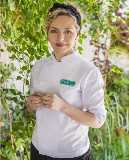 Chef Regina Paula Fioca Confeitaria Saud