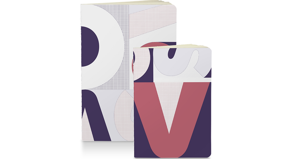Cadernetas Costuradas