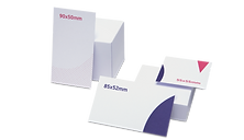 VOSSO Formato Cartões de Visita