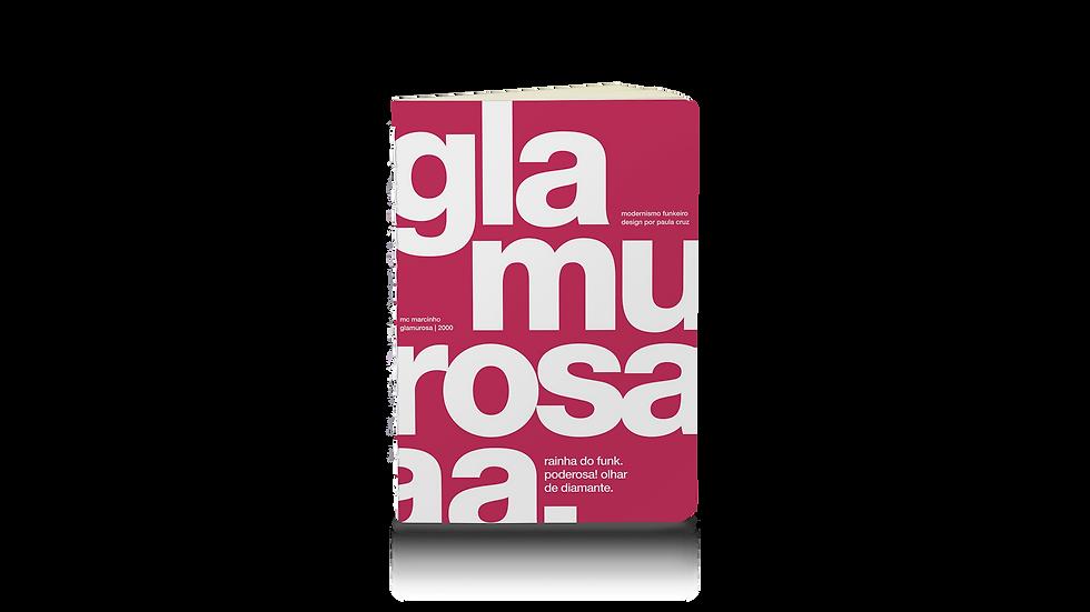 Caderneta Glamurosa 90x130mm