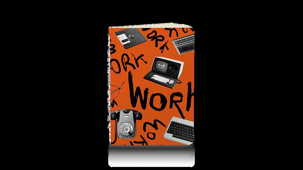 Caderneta Work 90x130mm