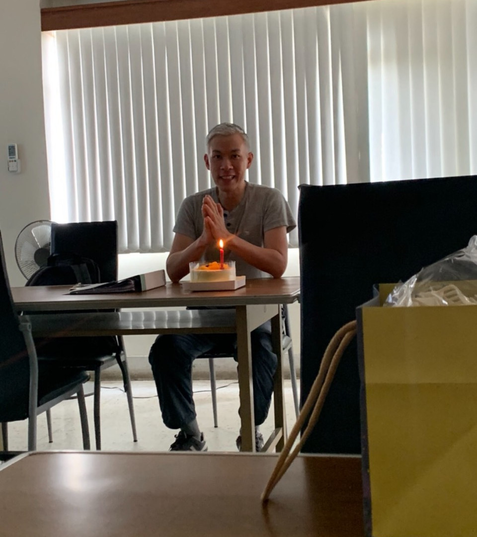 Happy Birthday to Our Boss