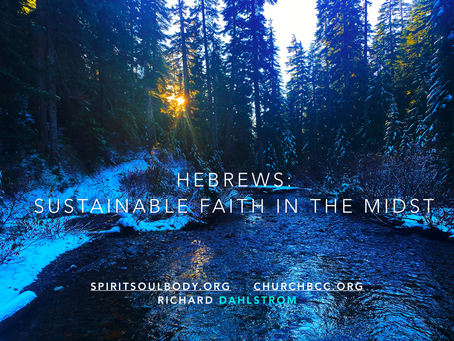 Hebrews in Four Sessions - part 1
