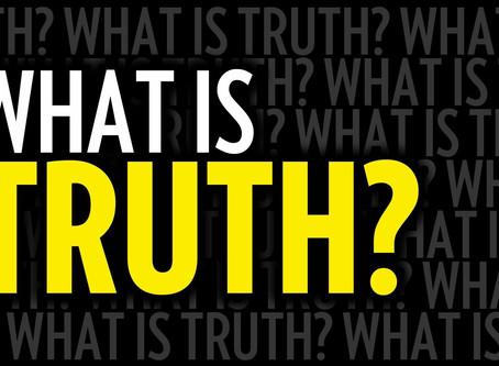 How do you decide what's True?