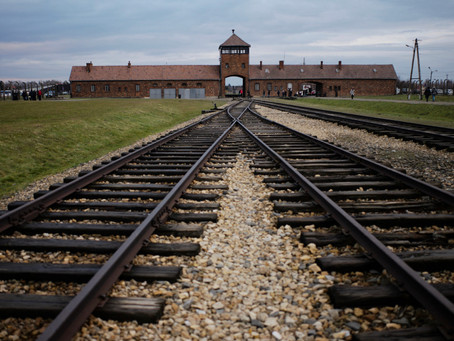 Never Forget (Holocaust Remembrance Day)