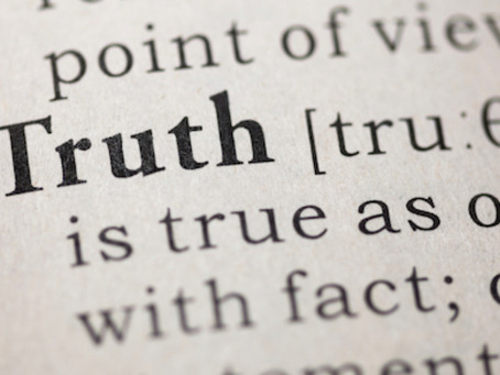 How do you KNOW something is true?  Part 3