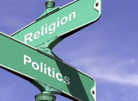 Jesus: Political, but not Partisan