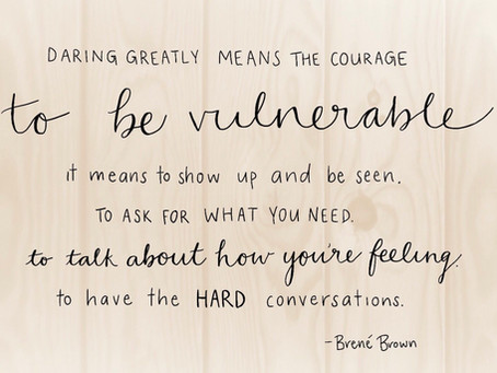 The Fifth Day of Christmas: The Gift of Vulnerability