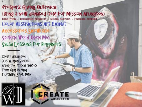 RWD Donation, Fashion & Art