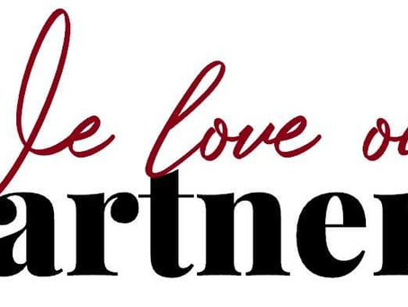 We love our Partners