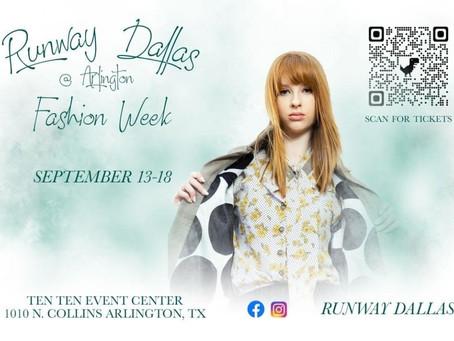 RWD Fashion Week Schedule