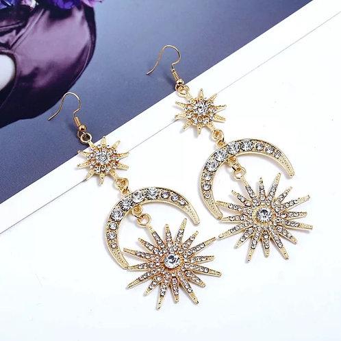 Miami Sunset Earrings