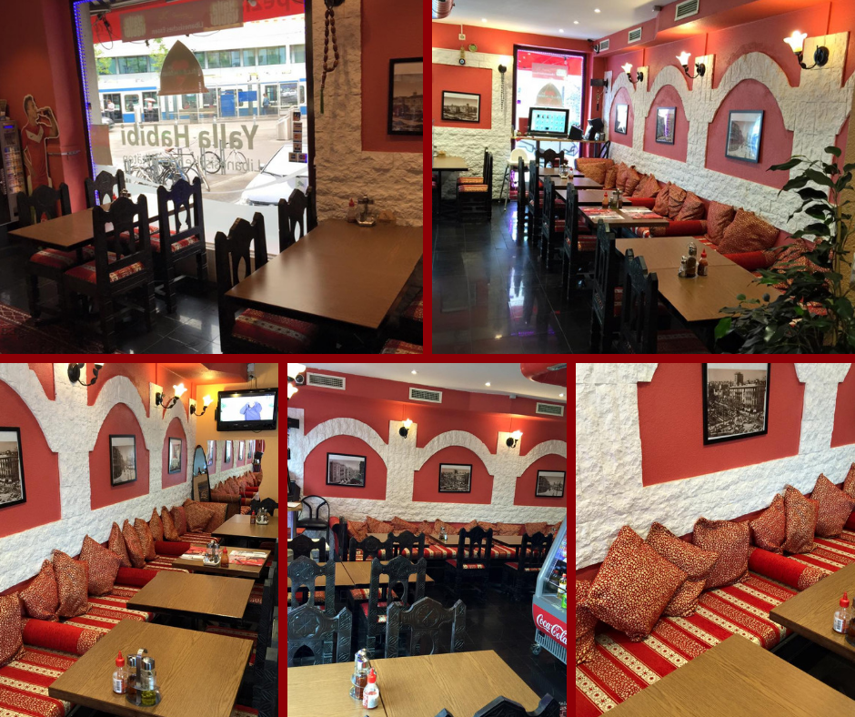 Restaurant Yalla Habibi Zürich