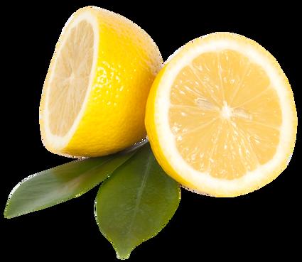 Lemon-Fruit-with-Leaf-PNG-image.png