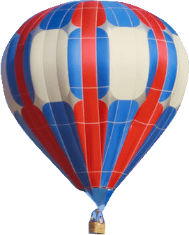 Air balloon PNG images