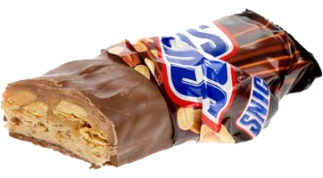 PNG images: Snickers