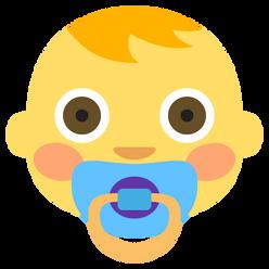 PNG images, Emoji, baby