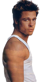 Brad Pitt PNG images