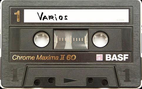 Cassette, FreePNGs