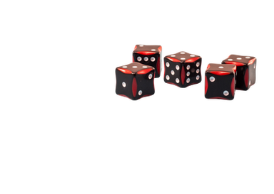 Dice transparent PNGs