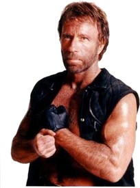 Chuck Norris PNG images